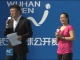A year after announcing her retirement, China's tennis star Li Na continues to grow the passion for the sport.  As a mother of four-month old daughter, Li Na returned to Wuhan, her hometown to prom...